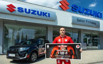 Powiększa się elitarne grono Suzuki Top Team