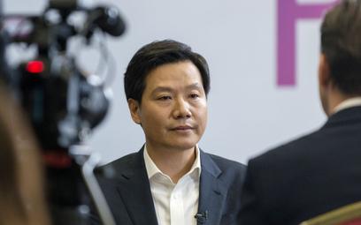 Lei Jun, prezes i właściciel Xiaomi
