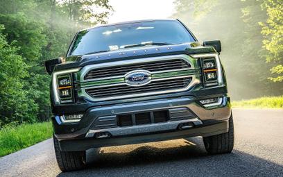 Ford pozwany przez General Motors