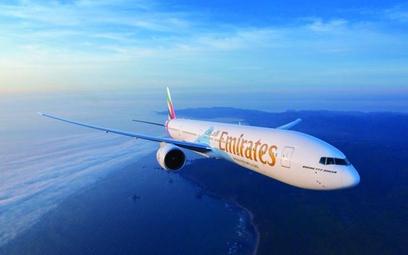 Emirates: pierwszy spadek zysku od 5 lat