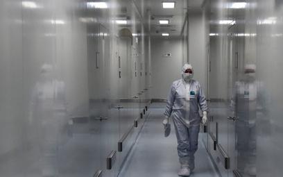 Ponad 350 tys. zakażonych koronawirusem w Rosji