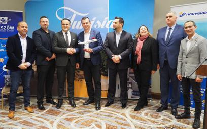 Rzeszów świętuje powrót czarterów do Tunezji