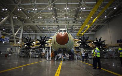 Prezes Grupy Airbusa, Tom Enders przygotowuje plan restrukturyzacji Airbusa
