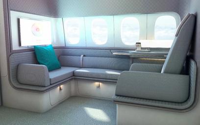 Szczyt luksusu: oto kabiny First Class linii Cathay Pacific