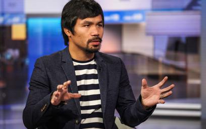 Legenda boksu Manny Pacquiao stworzy własną kryptowalutę Pac