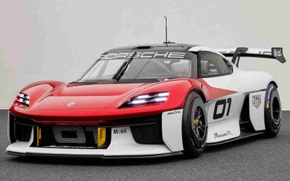 Porsche Mission R: Wizja motorsportu jutra