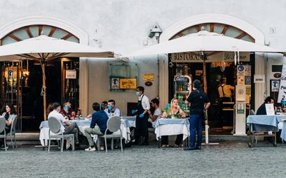 Jak u Kafki: Trump nałożył sankcje na niewielką restaurację z Włoch