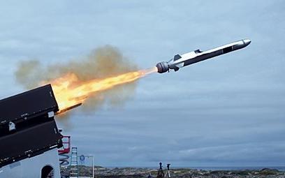 Rakiety przeciwokrętowe Navale Strike Missiles chce zakupić polska armia dla tworzonego pod Lęborkie
