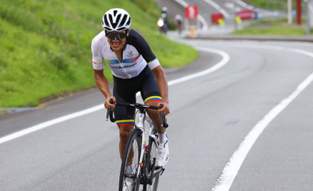 Richard Carapaz zdobył trzeci olimpijski medal w historii Ekwadoru