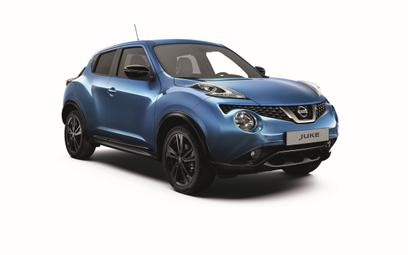 Nissan Juke: Popatrz dwa razy