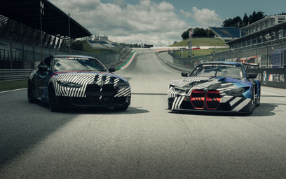 Nowe BMW M4 na torze Red Bull Ring
