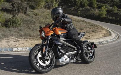 Nikt nie chce elektrycznego Harleya. Przeraża jego cena