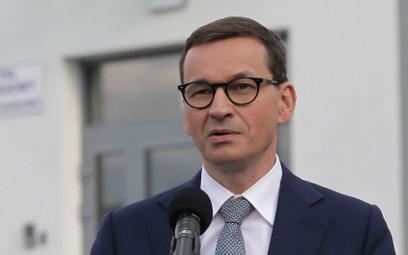 Morawiecki: Porwanie samolotu to akt państwowego terroryzmu