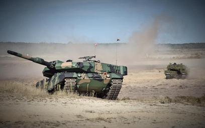 Pierwsze zmodernizowane do standardu 2PL czołgi Leopard 2A4 trafiły niedawno do jednostek Wojsk Lądo