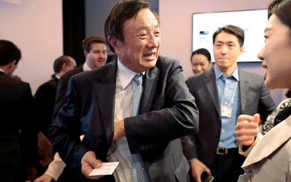 Spółkę Huawei założył Ren Zhengfei