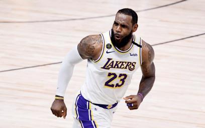 LeBron James – ojciec sukcesu Los Angeles Lakers