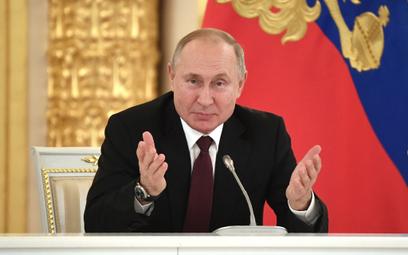 Putin już uruchomił Nord Stream 2