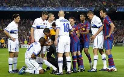Dramatyczna końcówka, Inter w finale