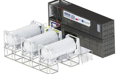 Lotos ma poślizg w budowie stacji LNG