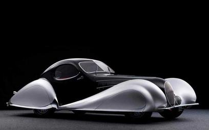 80-letni samochód Talbot-Lago na aukcji Sotheby's