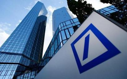 Deutsche Bank wypada z indeksu Euro Stoxx50