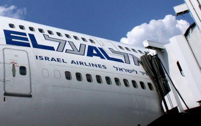 Samolot izraelskiej linii El Al