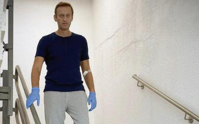 Nawalny do Kremla: oddajcie moje ubranie!