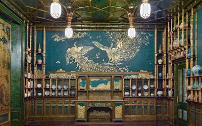 Peacock Room/ Smithsonian Institute