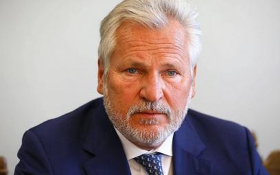 Kwaśniewski: Suski banalizuje zło