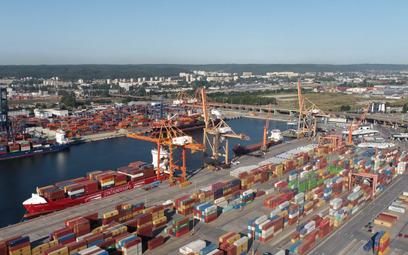 Mocny początek roku terminali w Gdyni