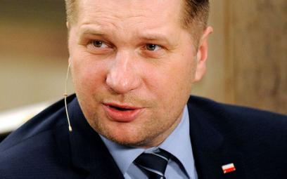 Czarnek: Stan na dzisiaj - ministrem sprawiedliwości jest Zbigniew Ziobro