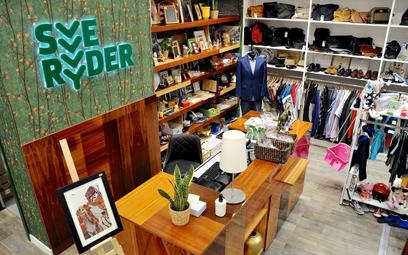 Otwarto pierwszy w Polsce sklep charytatywny w galerii handlowej
