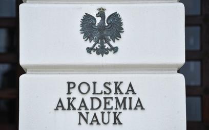 Pałac Staszica w Warszawie, siedziba Polskiej Akademii Nauk