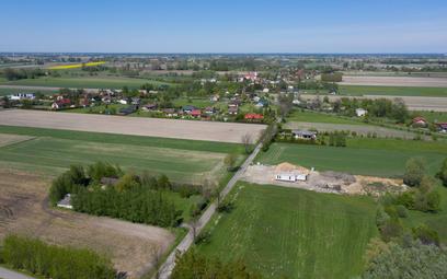 Jest projekt wykup gruntów pod CPK i relokacja miejscowości