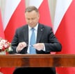 Prezydent Andrzej Duda prawdopodobnie w czwartek podpisze rozporządzenie o stanie wyjątkowym w pasie