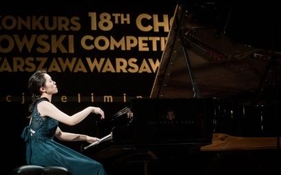 Konkurs Chopinowski: Wyraźna dominacja Azji