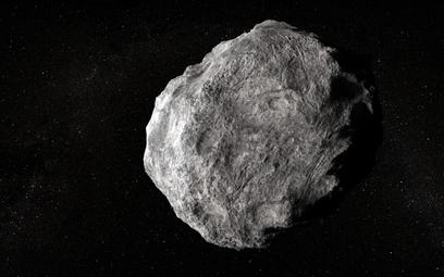 Wielka asteroida o kosmiczny włos minęła Ziemię. Astronomowie dostrzegli ją zbyt późno