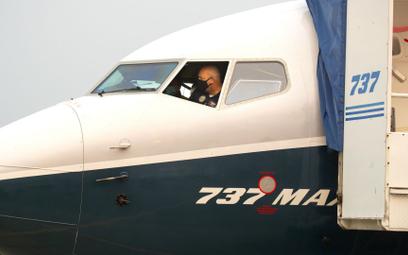 Boeing zatrudnia pilotów MAX-ów dla linii lotniczych