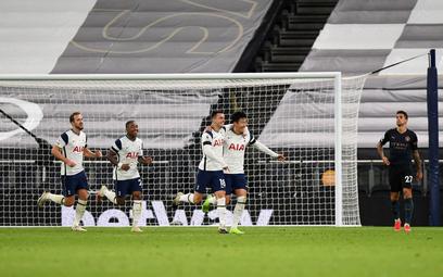 Tottenham ogrywa Manchester City i jest liderem
