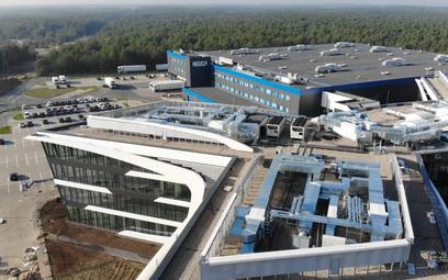 W Toruniu rozwijają się m.in. firmy z branży farmaceutycznej. Na zdjęciu siedziba spółki Neuca