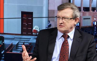 Tadeusz Cymański: Koalicja przetrwa. Nie takie rzeczy się działy