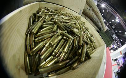Szwajcaria: Armia zgubiła 7 kilogramów amunicji