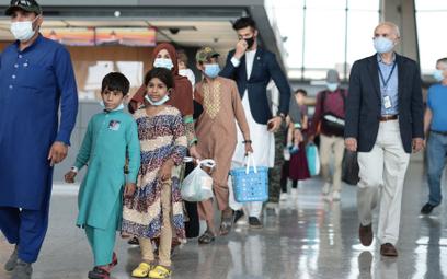 Unia Europejska sama nie weźmie uchodźców z Afganistanu