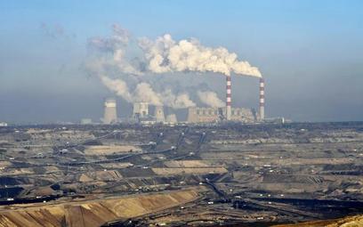 Węglowe bloki w Europie okazały się zamkami na piasku