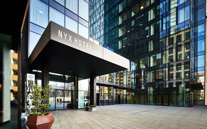 Paulina Kołodziejczyk: NYX Hotel Warsaw to styl życia