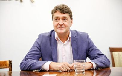 Henryk Sobierajski o dziadku, majorze Henryku Dobrzańskim-Hubalu