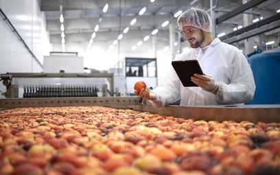Na eksport trafiają m.in. polskie jabłka.