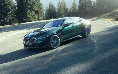 Alpina B8 Gran Coupe: Coś więcej niż BMW