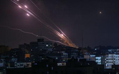 Hamas wystrzelił rakiety w stronę Tel Awiwu i Jerozolimy