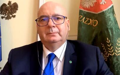 Piotr Zgorzelski, wicemarszałek Sejmu